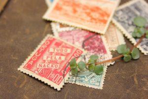 プレミア価値のある古切手の種類