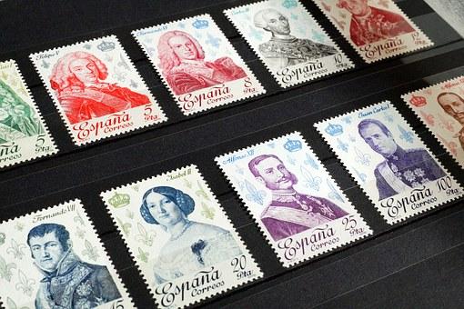 複数枚の切手はどうやって貼る?