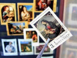 高価そうな切手は切手の専門業者へ
