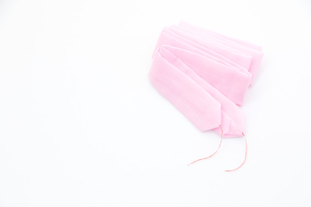 着物の小物の名前④:腰紐