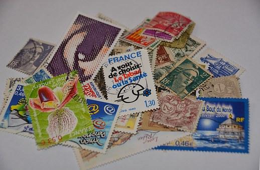 普通切手以外の切手料金やデザインについて