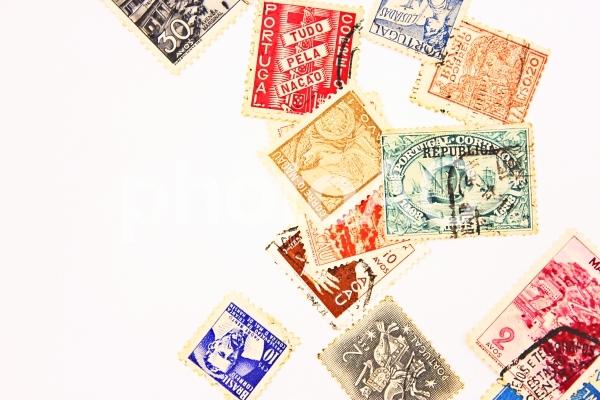 古い切手の換金について