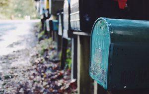 手紙を出すにはどんな切手が必要か
