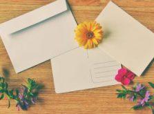 横長封筒を利用する際の注意点