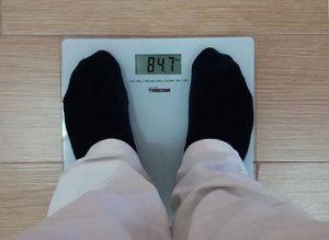 重さを測って料金を算出する