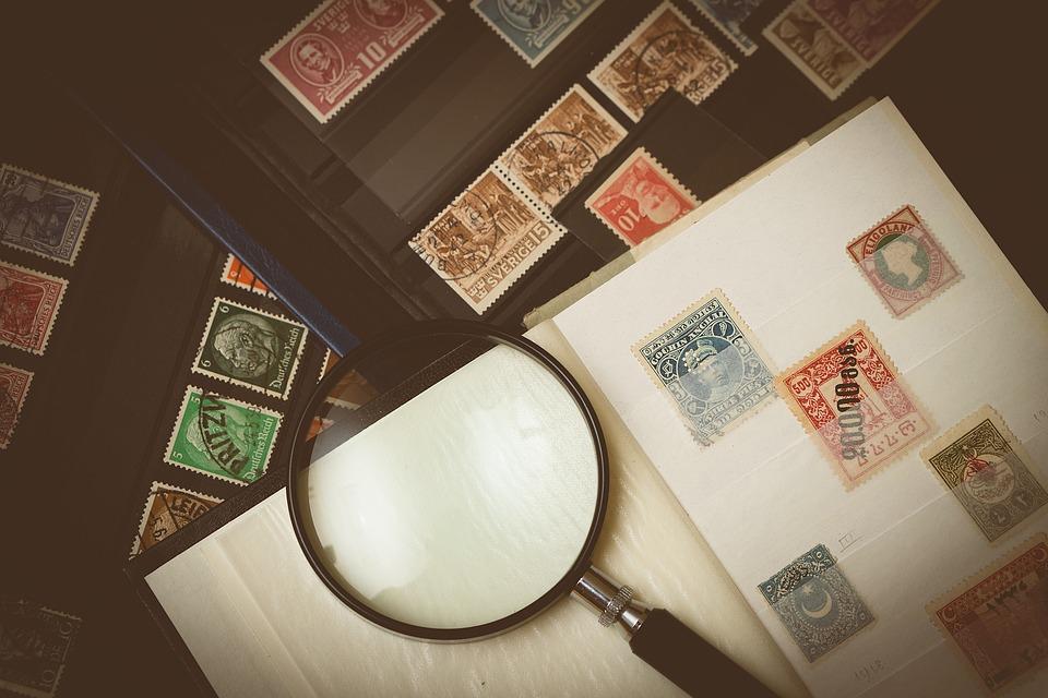 切手コレクション